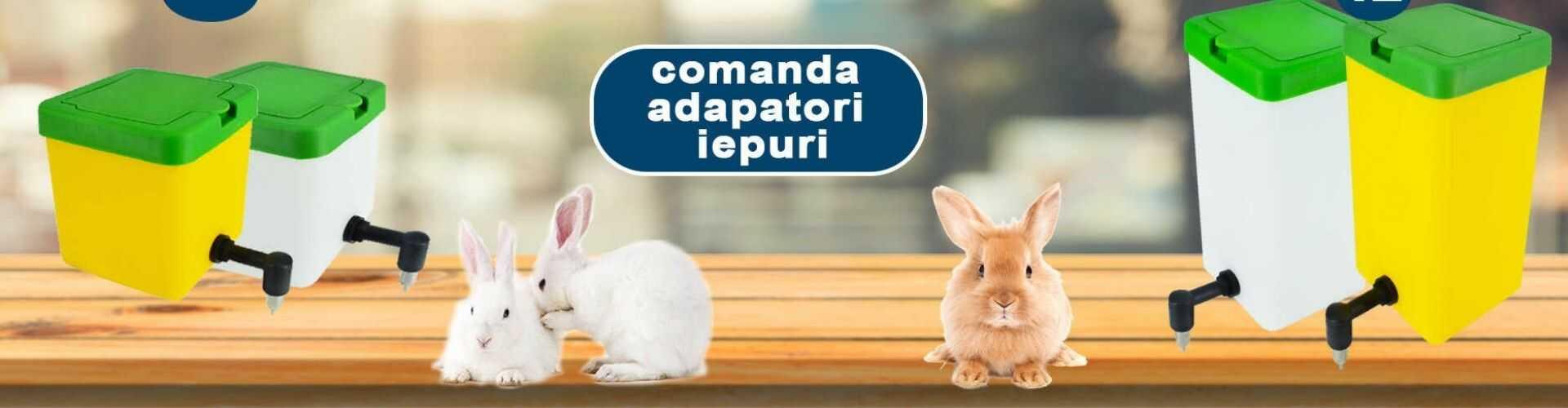Adapatori pentru iepuri